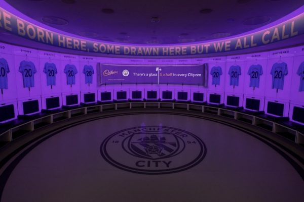 Manchester City names Cadbury as official snacking partner