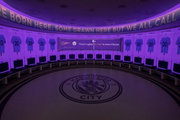 Manchester City names Cadbury as official snacking partner