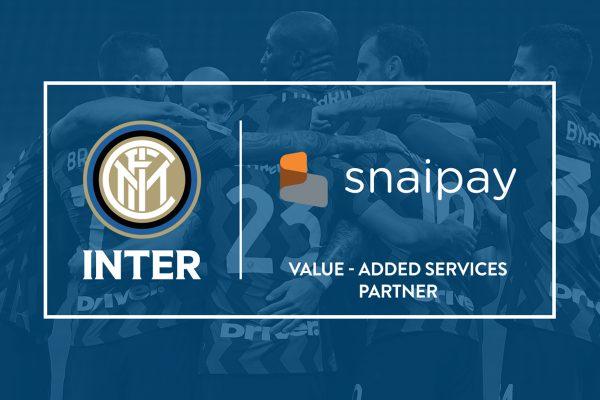 Inter Milan signs Snaipay as official regional partner