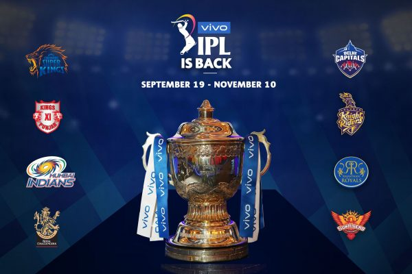 IPL confirmed to take place in September, Vivo to be replaced