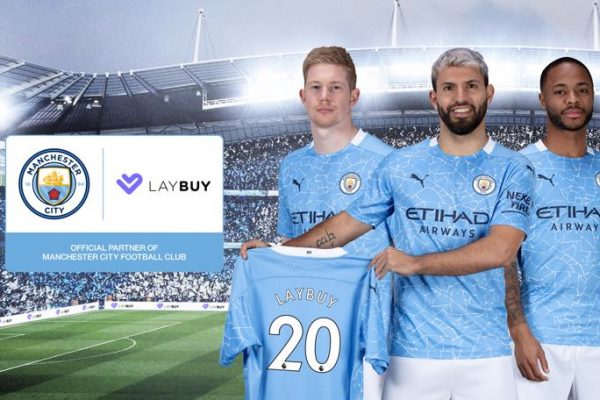 Manchester City signs regional partnership with Laybuy