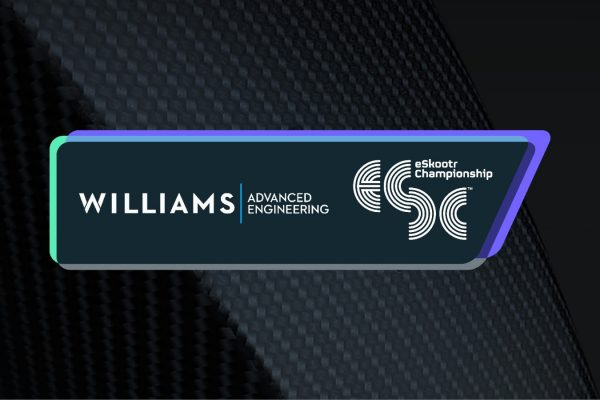 Electric Scooter Championship strikes technology partnership with Williams Advanced Engineering
