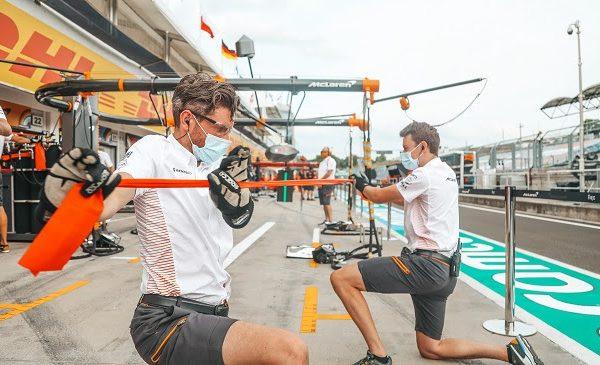 McLaren Racing and Salus Optima announce global technical collaboration