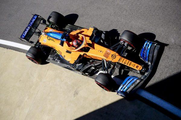 McLaren Racing drives away with Miroy Steel partnership
