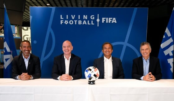 FIFA Foundation and UPL sign MoU to promote education through football