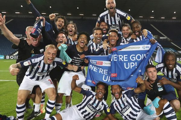 West Bromwich Albion strikes livestreaming partnership with StreamAMG
