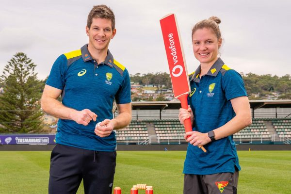 Cricket Australia signs Vodafone as naming rights partner