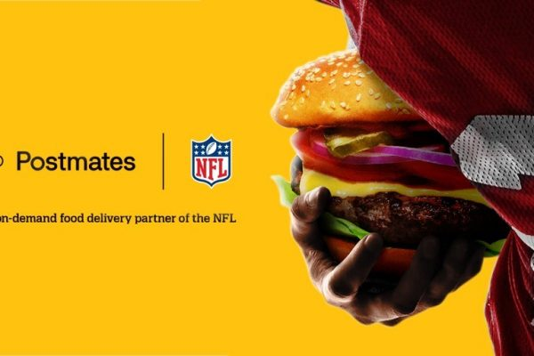 NFL signs Postmates as official on-demand food delivery partner