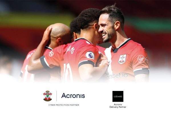 Southampton FC signs Acronis as cyber protection partner