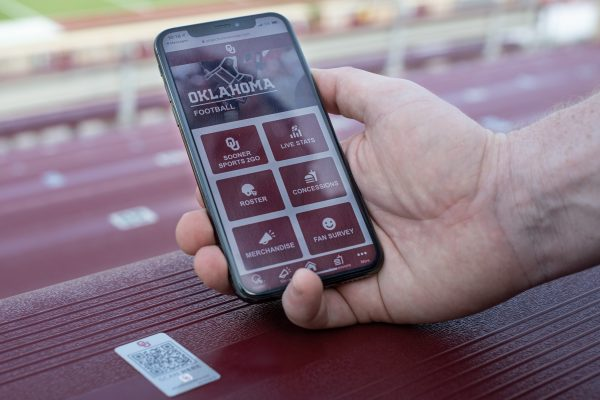 Digital Seat launches in venue fan engagement platform with Oklahoma and Oklahoma State for 2020 football season