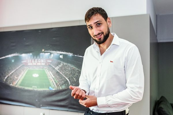AC Milan signs Harmont & Blaine as official style partner