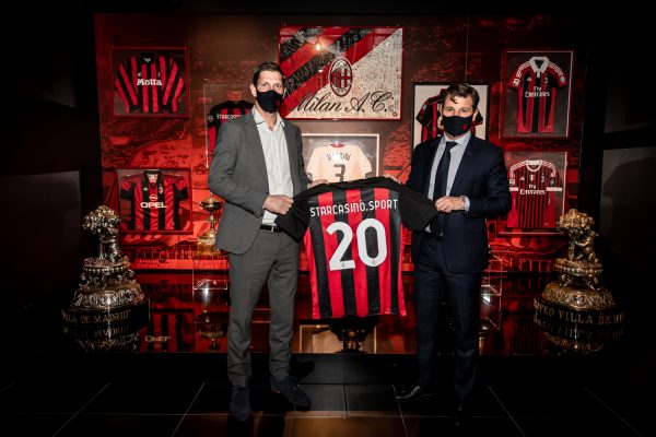 AC Milan renews partnership with StarCasino.sport