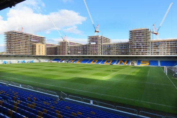 AFC Wimbledon appoints SecuTix as new ticketing partner
