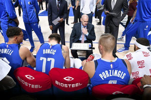 Dallas Mavericks signs BioSteel as official sports drink partner