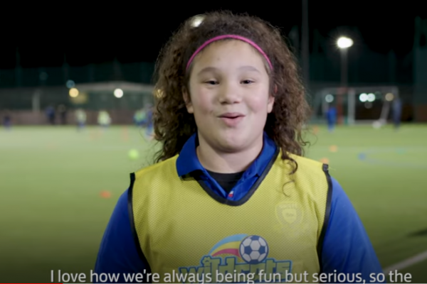 The Football Association unveils new women's and girls' football strategy