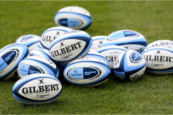 Premiership Rugby renews its partnership with Gilbert