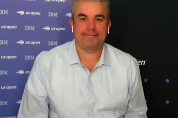 Noah Syken of IBM on leveraging AI & computing technology and Overwatch League & US Open partnerships