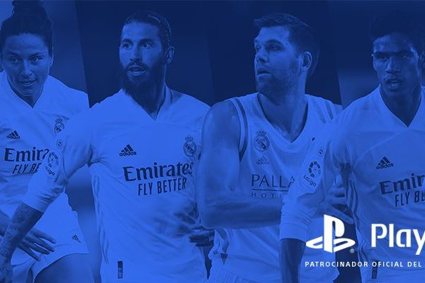 Real Madrid signs strategic partnership with PlayStation