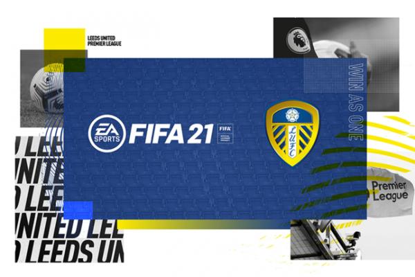 Leeds United agrees partnership with Electronic Arts