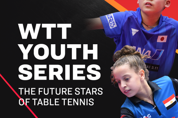 World Table Tennis to launch Youth Series in 2021