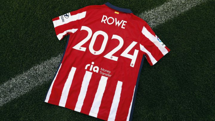 Atlético de Madrid names ROWE as official partner until 2024