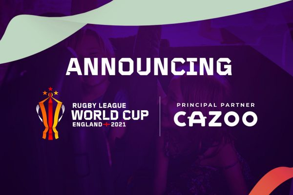 RLWC2021 signs its biggest sponsorship deal with Cazoo