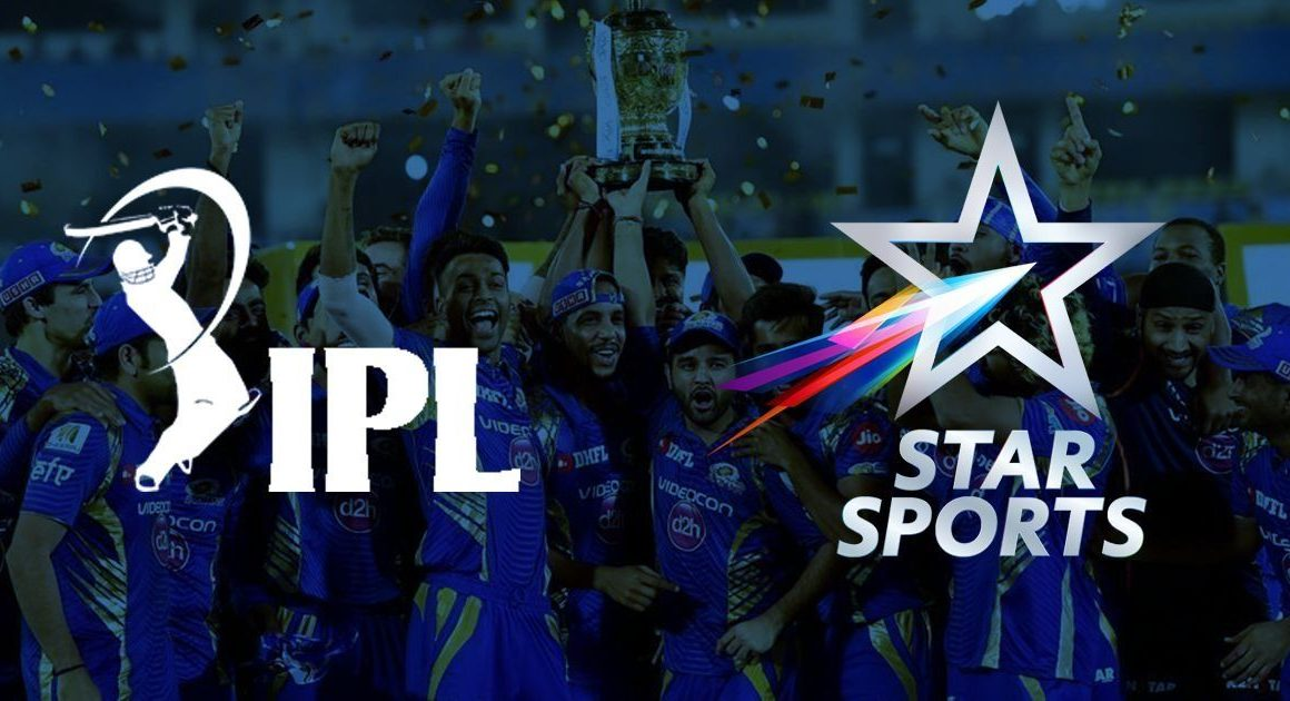 Star India records 23% rise in TV viewership for IPL this year