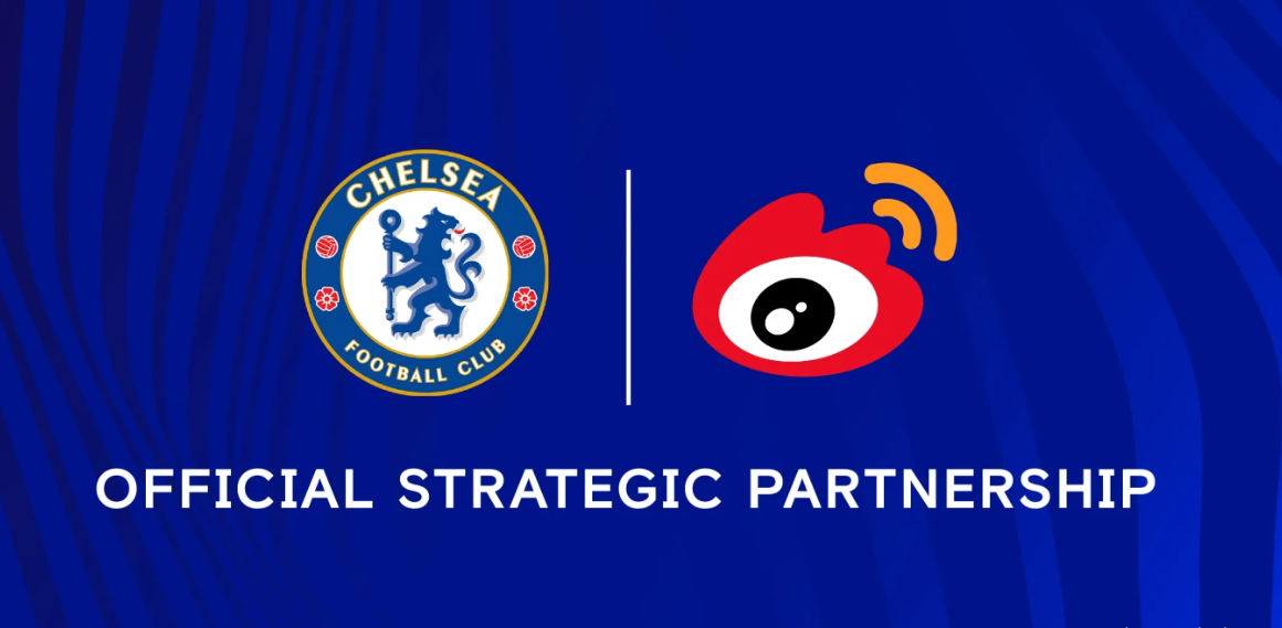 Chelsea FC signs strategic partnership with Weibo to enhance presence in China