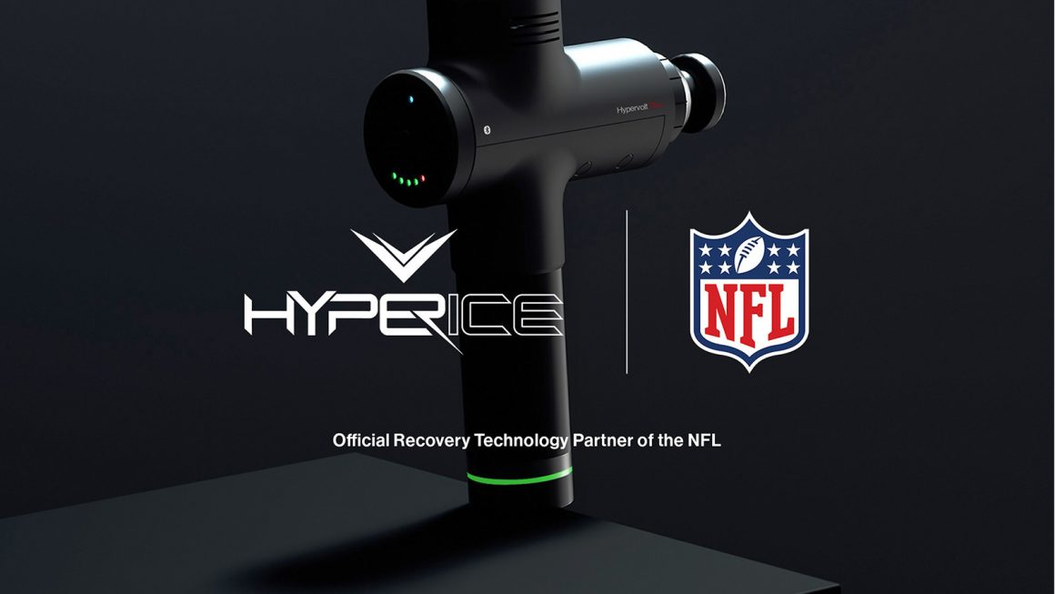 NFL signs Hyperice as official recovery technology partner