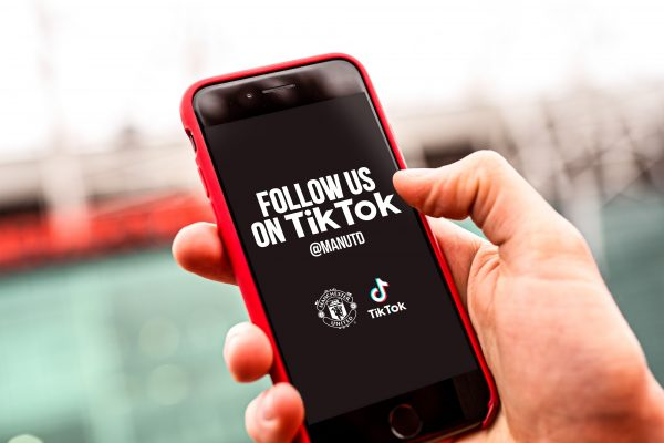 Manchester United joins TikTok to create AR fan content