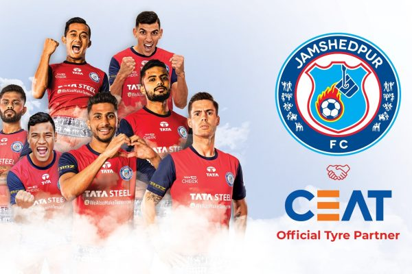 Jamshedpur FC to ride with CEAT Tyre