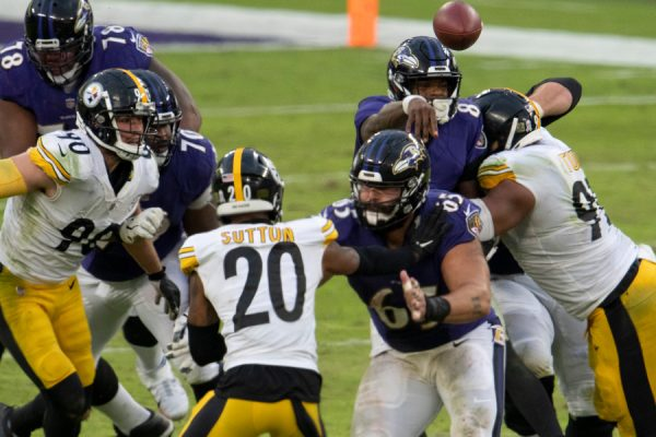 The Pittsburgh Steelers signs BetMGM as first gaming partner