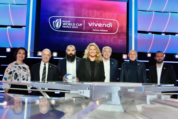 Vivendi becomes official sponsor of Rugby World Cup France 2023