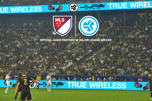 MLS and JLab Audio sign a multi-year partnership extension