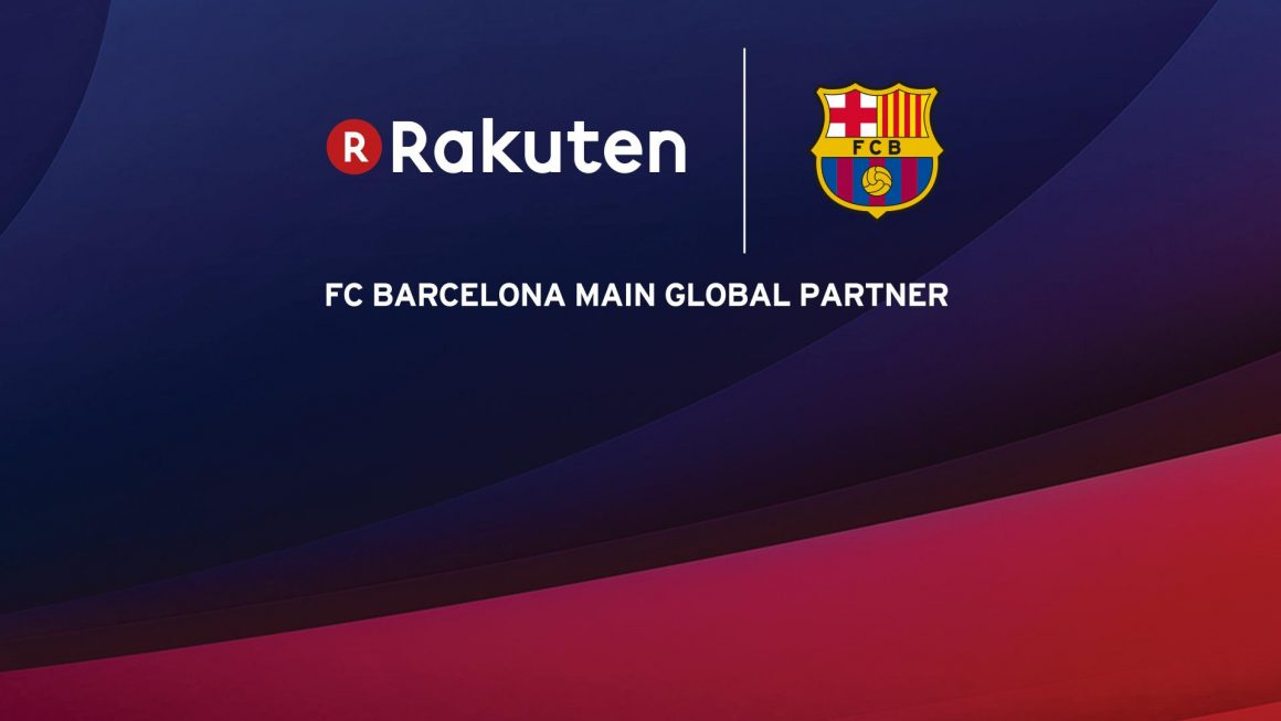 FC Barcelona and Rakuten renew partnership until 2022