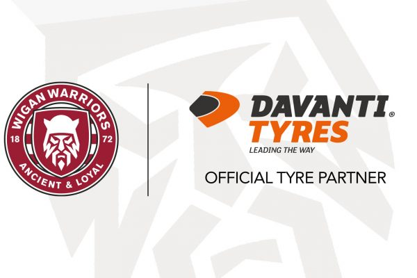 Davanti Tyres partner Wigan Warriors to increase presence in the UK
