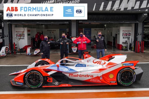 Mahindra first manufacturer to commit to Gen3 era of championship