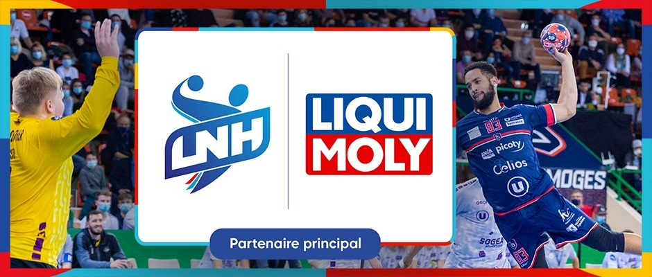 Liqui Moly named as main partner of the National Handball League