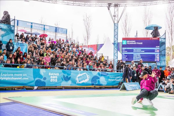 IOC adds Breaking, Surfing, Sport Climbing & Skateboarding to Olympic Games Paris 2024