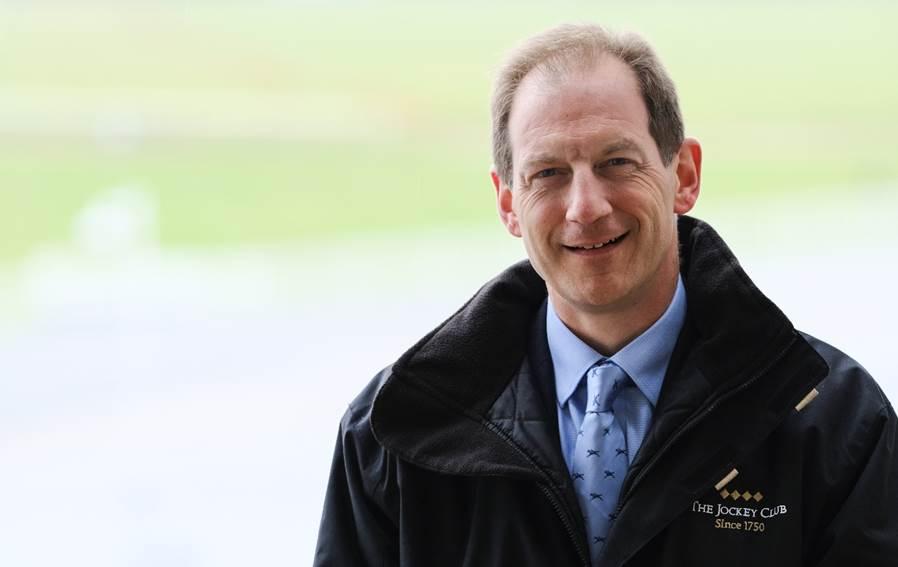 The Jockey Club appoints Nevin Truesdale as CEO