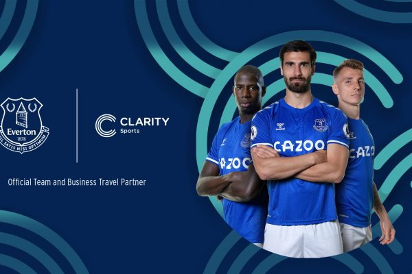 Everton FC signs Clarity Sports as official team travel partner