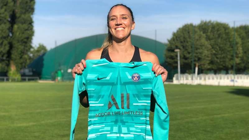 Paris Saint-Germain footballer Arianna Criscione on women's football sponsorship and equal pay