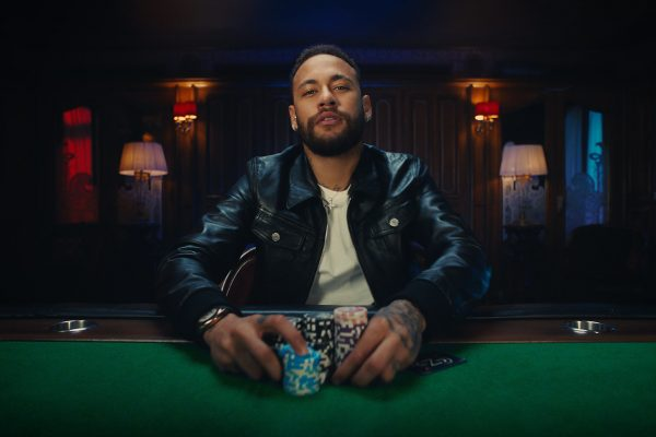 Neymar Jr. named as brand ambassador for PokerStars.net