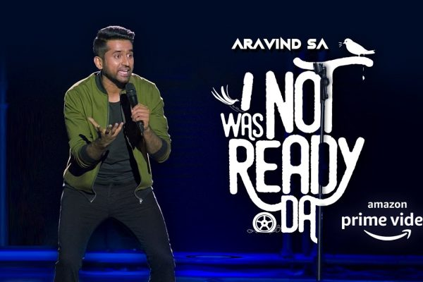 Indian Stand-Up Comedian Aravind SA on his recent gigs, being a Leeds United fan and mental health