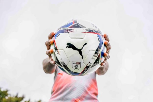 EFL signs PUMA as the official match ball