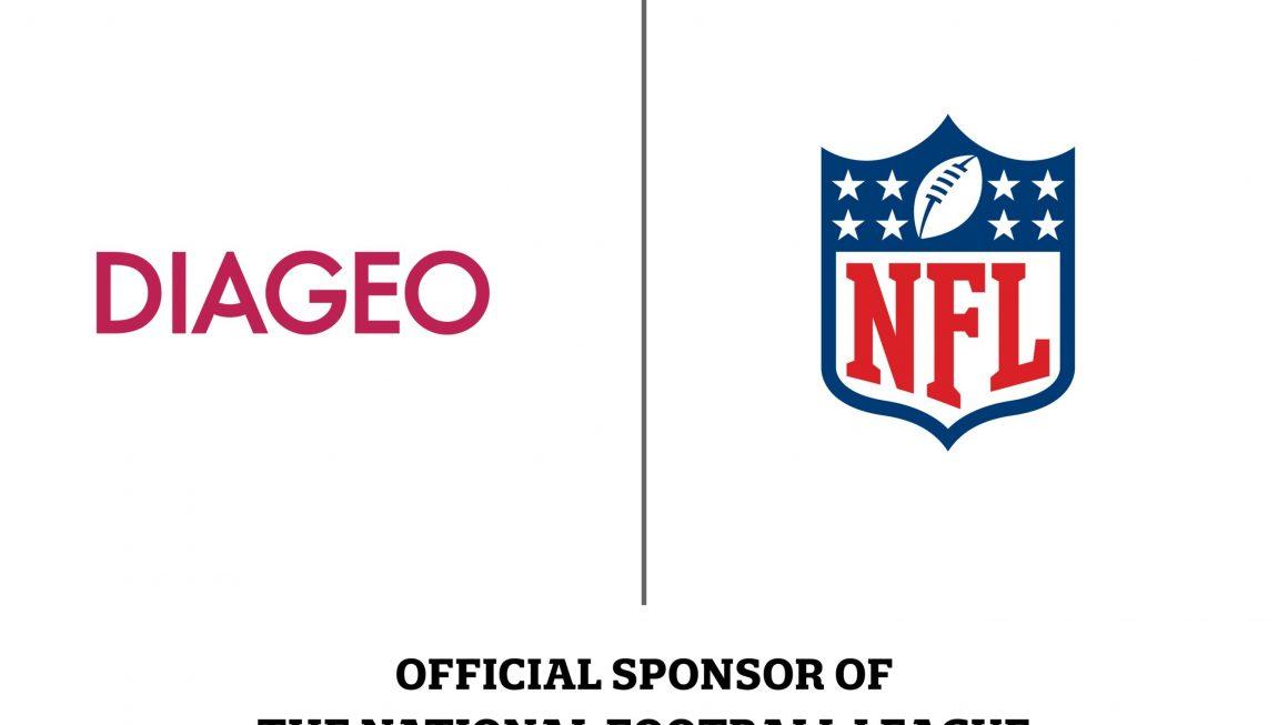 Diageo becomes NFL's first ever spirits sponsor