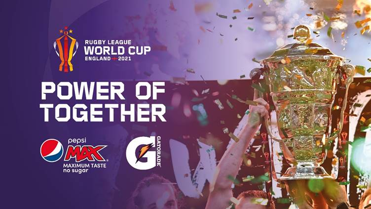RLWC2021 adds Pepsi MAX as official soft drink partner
