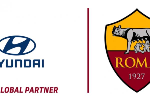 AS Roma renews partnership with Hyundai