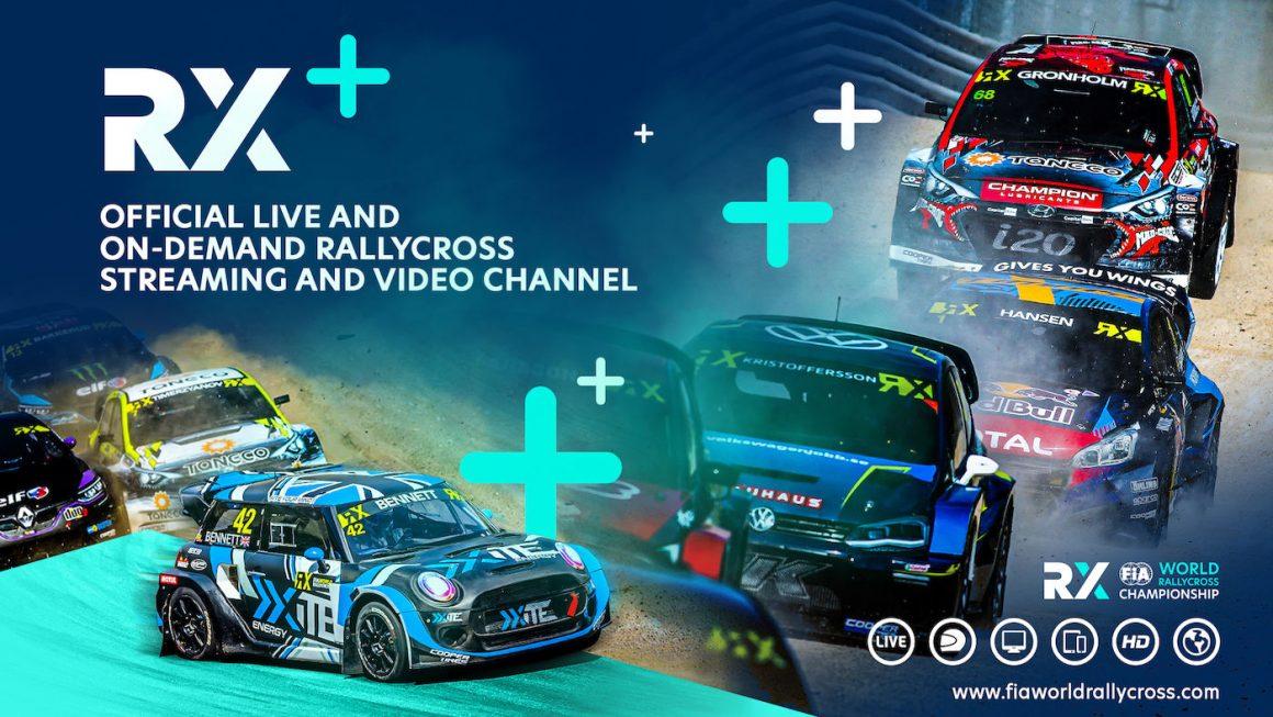 World Rallycross Championship launches OTT platform