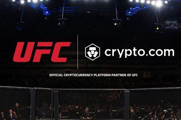 UFC signs Crypto.com as long-term partner